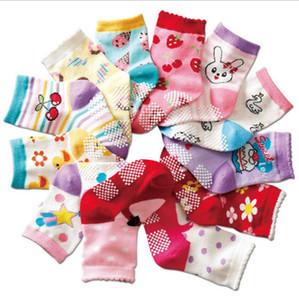 Baby Girl Socks Cotton Anti Slip Infant Floor Sock Cartoon Newborn Girl Socks Baby Girl Foot Warmer Wholesale BT4530