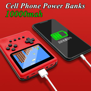 10000mah Battery charger Can play games mobile battery external battery charger tablet PC mobile phone mobile power Cell Phone Power Banks