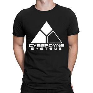 Mode The Terminator Kühle Gedrucktes T-Shirt