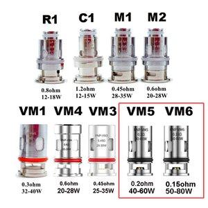 Voopoo Винчи PnP Катушка ВМ1 R1 С1 VM2 VM3 VM4 VM5 VM6 сетки Катушка для ВИНЧИ X R Трио Drag Mod Kit Pod