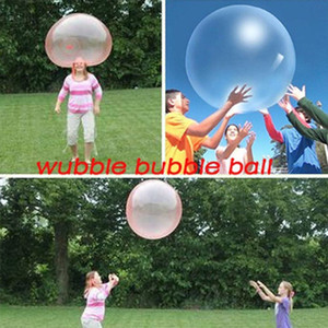 Durable Bubble Ball Inflatable Fun Ball Amazing Tear-Resistant Super Wubble Kids Safe Non-toxic Toy