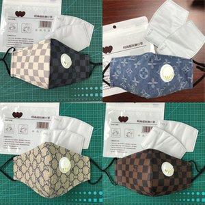 1000Pcs Designer Face Masks Face Masks IN Stock Quick Delivery Elastic Belt Lifting Ear Type Adult Fashion Masks#659