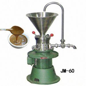 JM-60 fabricant commercial 220 V machine à beurre d'arachide beurre d'arachide machine à Sesame faire / Soymilk acier inoxydable wWva #