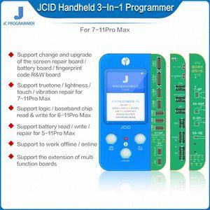 JC V1S Telefon Türe Ton Onarım Programcı 7 7P 8 8P X XR XS XS MAX 11 Pro MAX Pil Parmak İzi SN Okuyucu wsAi için #