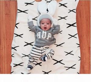 Uçak INS Bebek Ayı Koltuk Sandalye Sevimli Carter Hayvan Halı Bebek kapitone ceket Yenidoğan Kundaklama Battaniye Battaniye 110
