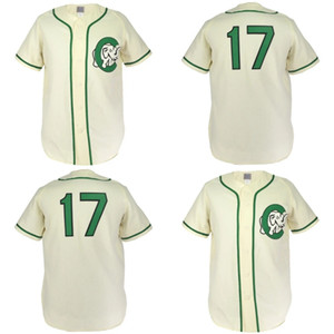 Cienfuegos Elefantes 1960 Home Jersey Shirt Custom Men Women Youth Baseball Jerseys Any Name And Number Double Stitched