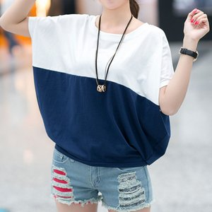 Summer T Shirt Women Short-Sleeve Casual Tees Cute-Style Lady Loose Tops Shirts Clothes Women's Fashion