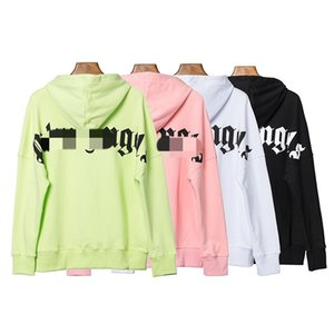 Europe and the United States PALM hoodie sweater letter printing PA ANGELS hooded sweater men and women