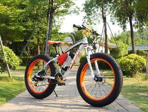 Fabrika kaynağı 350w 500w 1000w motorlu 26 inç elektrik şişman bisiklet 36v 48v elektrikli bisiklet 26 inç şişman ebike