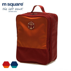 7o7tc M square Left Bank outdoor Outdoor sports sports slippers storage bag travel business travel men's and women's shoes bag shoes storage