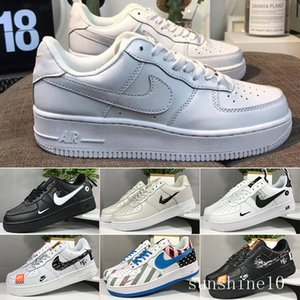 wholesale 2020 Top dunk 1 one running shoes for men women utility black white orange red JDI 1 basketball skateboarding off sports sneakers
