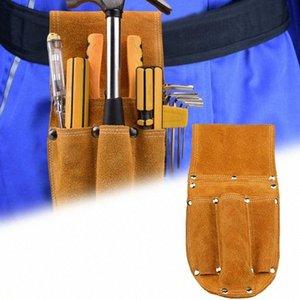 Decoration Tool Bag Waist Pack Electrician Repair Kit Labor Insurance Toolbox 5kSX#