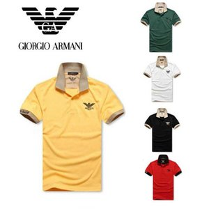ARMANI umano fatto dell'anatra del fumetto tè Stampa maglietta del Mens di modo magliette Designer Maglia a manica corta in cotone