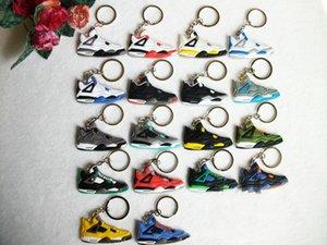 2020 NEW Mini Shoes Keychain Bag Charm Woman Men Kids Key Ring Gifts Sneaker Key Holder designer Key Chain