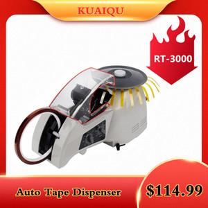 RT-3000 Автоматическая Tape Cutter резак для бумаги машина разрезая машина запечатывания с 25мм Упаковка Авто ленты Диспенсер 5NcD #
