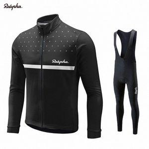 Ralvpha Maillot cyclisme 2019 Printemps / Automne Cyclisme Vêtements Ropa Ciclismo respirante Hommes Maillots PRO TEAM FORMATION JERSEY LbAP # de