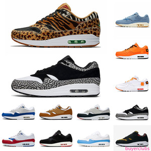 2019 Brand Shoes Atmos 1s Running Shoes Elephant Atmos x Air 1s Animal Pack 3.0 Sports Designer Sneakers Size 36-45 Free Shipping