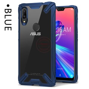 For Asus ZenFone Max Pro M1 ZB601KL ZB602KL ZB631KL Case Phone Back Shockproof Air Cushion TPU Bumper Acrylic Hard Cover Shell