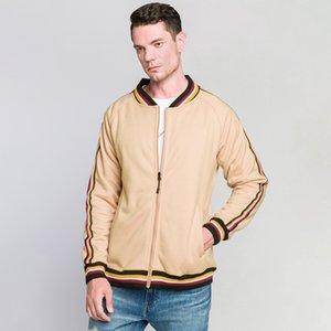 Veste homme 2020 Manteau Automne Hiver jeunesse Zipper Sweat-shirt Fashion Casual chaud Jakcet Coat