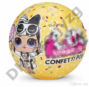CONFETTI POP Ball - Confetti Pop- Series 3 10cm Toys for Kids Action Figure Toys Gift For Boys Girls Wholesale