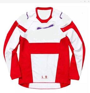 Marca de la marea FOX todoterreno camisa de ropa de la motocicleta camiseta de manga larga de secado rápido descenso en bicicleta de montaña de ropa que monta la ropa