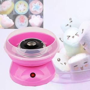 1pc électrique DIY doux Cotton Candy Maker Portable Marshmallow bonbons Fée Floss Spun sucre machine UE US Plug