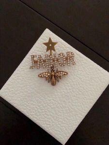 2020 new fashion Pearl lady high-grade brooch elegant