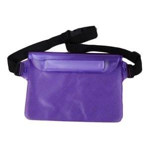 PVC Waterproof phone WaistPacks Motion Outdoor Sport Pocket Leisure Package Shoulder Bag chest bag phone pouch