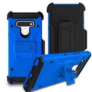 Per LG Stylo 6 K51 K31 Aristo 5 Aristo 4 Plus K40 Hybrid Custodia protettiva Defender con clip da cintura Combo Holster Metro a buon mercato
