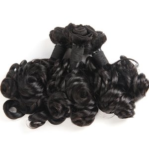 Cuticle aligned virgin curly hair funmi spring curl romance curl hair 8-30inch curly human hair extensions
