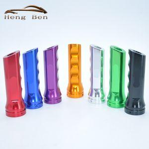 Red / Silver / Black / Синий / Фиолетовый / золото / зеленый Handbrake крышка ручка Общего Gear Head Refires Ручной тормоз сцепление