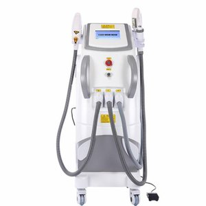 2020 Newest 360 Magneto-optical Professional OPT SHR E-light IPL RF Nd Yag Laser Hair removal tattoo Removal Salon Use Multifunction Machine
