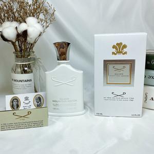 Erkekler ve kadınlar taze koku Tütsü Deodorant tütsü 100ml Parfüm ücretsiz nakliye Gümüş Moutain Su Parfüm