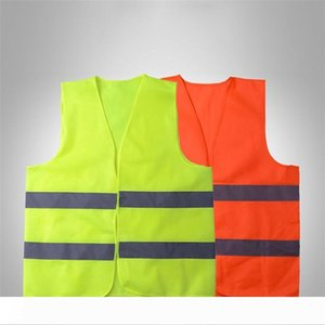 Reflective Vest Traffic Warehouse Safety Security Reflective Safety Vest safe Working Clothes Night light net safety suit T9I00227