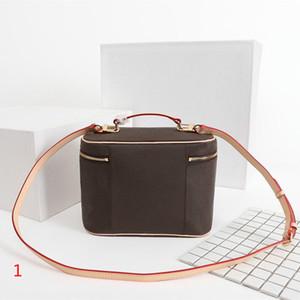 Makeup Bag Women Old Flower Make Up Bag Pouch Fashion Cosmetic Bag Handbag Shoulder Bags