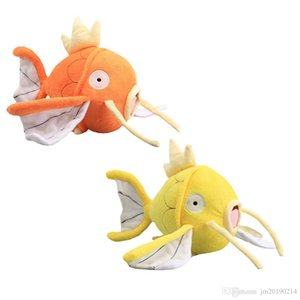 New Toy 2pcs Lot Magikarp Soft Doll Plush Toy For Kids Christmas Halloween Best Gifts 8inch 20cm