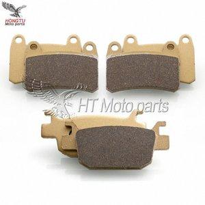 Мотоцикл Передние / Задние тормозные колодки для Benelli 300 BJ300GS BJ300 BN300 TNT300 TNT 300 302 xU8U #