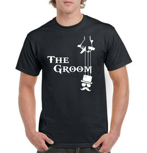 PERSONALISED THE GROOM T-SHIRT WEDING PARTY BRIDE OF MOTHER SUMMER TEE TOP