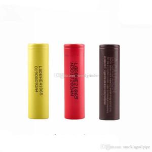 Top Qualität HG2 HE4 HE2 18650 3000mAh 35A MAX Wiederaufladbare Lithium-Batterien für LG Zellen Fit Vape Box mod