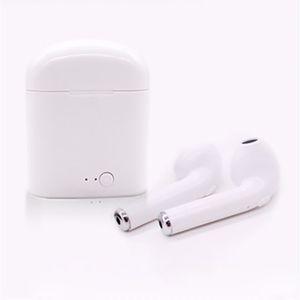 i7s Bluetooth headset 5.0 pop-up window stereo tws binaural mini new sports i9 wireless Bluetooth headset
