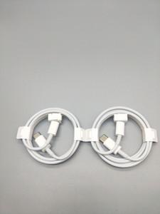 100pcs Original-OEM-Qualität Schnelle Ladekabel PD Kabel 1m 3ft USB-C zu 11Pro-Kabel für 11 pro Max mit Kleinkasten