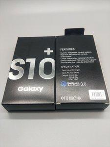 2 em 1 kits de carregador rápido carregamento USB 3.0 parede carregador + 1,2 m S10 Tipo C a cabo EP-TA200 para Samsung S8 S9 S10 nota 10 com a caixa de retalho