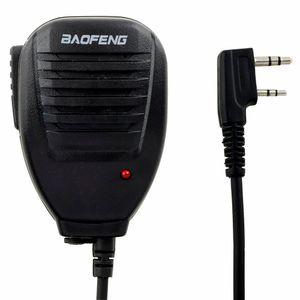 Baofeng altavoz del micrófono para BAOFENG UV5R UV5R + plus UV5RA UV5RA + plus UV5RB UV5RC UV5RD UV5RE para Kenwood walkie talkie