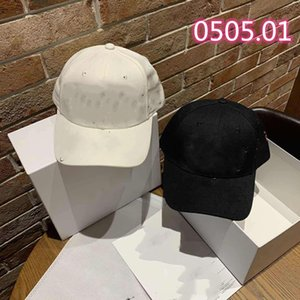 New Seiko embroidery rose bent brim sun Embroidered baseball cap hat couple Fashion female baseball cap 0505.01