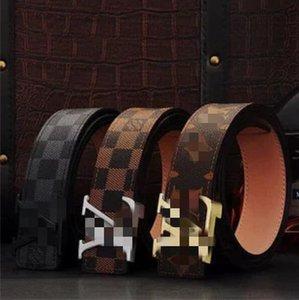 Mens G fashion designer Letter printed belts women Big buckles L̴V Business Jeans Lõuis Vuittõn Dress strap Louìs Vuìttõn