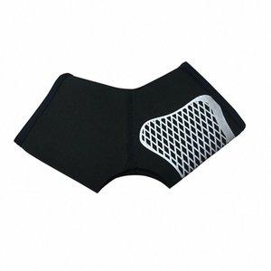 Elastic Ankle Brace Protector Foot Wrap Support Guard Sports Sprain uw3u#