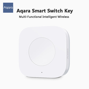 Xiaomiyoupin Mijia Aqara Smart Multi-Functional Intelligent Wireless Switch Key Built Function Work With Android APP 3001774-B1