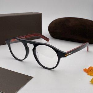 جديد 5628 المرأة مصمم النظارات مطلي ريترو ساحة إطار نظارات لرجل بسيط النمط الشعبي أعلى جودة مع الحزمة الأصلية