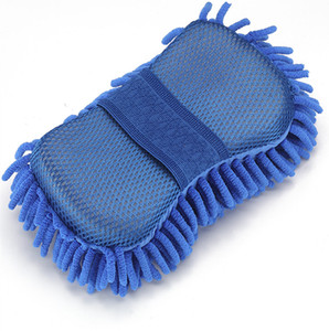 Auto styling reale microfibra auto macchina moto lavatrice pulizia cura di dettaglio spazzole lavaggio asciugamano guanti automatici forniture accessori