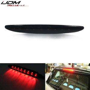 iJDM копченый объектива Красный светодиод третьей тормозной лампы для 2002-2006 MINI Cooper R50 R53 первого поколения, OEM Fit High Mount Brake Light